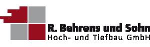 R. Behrens und Sohn | Behrens-Bau | Hoch- und Tiefbau GmbH - Abbendorf